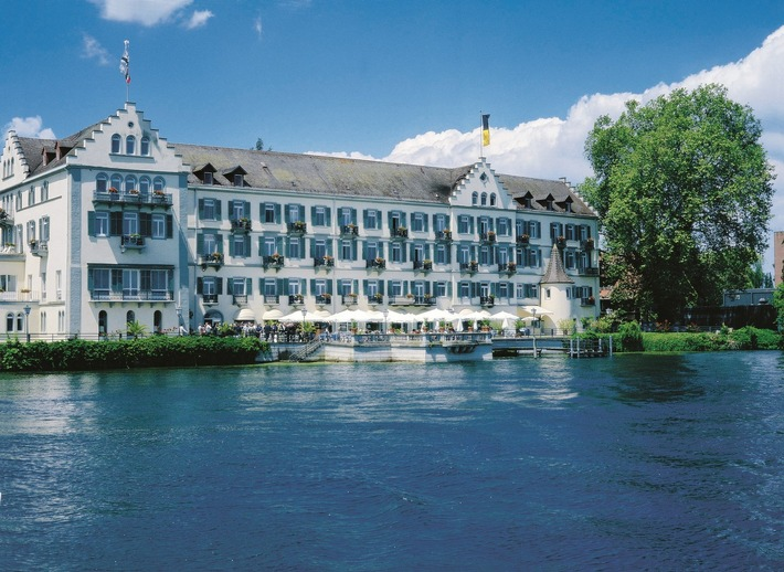 """press release: """" Steigenberger Inselhotel Constance to remain in the Steigenberger Hotels and Resorts portfolio for the long term"""""""