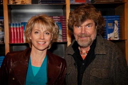 """Reinhold Messner: Mutti ist die Beste / Birgitta Weber fragt """"Wie geht's eigentlich?"""" am 25.11.2012, 22.45 Uhr, SWR Fernsehen"""