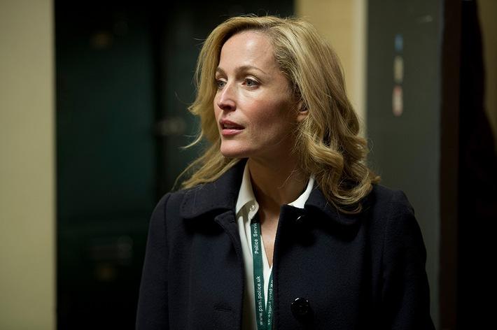"""Serienstarts in ZDFneo: """"The Fall - Tod in Belfast"""" mit Gillian Anderson in der BBC 2-Fassung und neue Folgen von """"Dicte"""""""