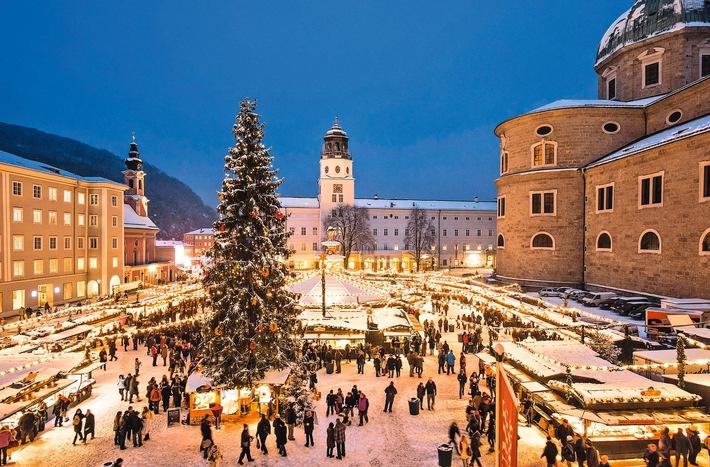 Mit alltours die Vorweihnachszeit auf den schönsten Weihnachtsmärkten Europas genie�en / Glühwein und Spekulatius - adventliche Städtereisen im November und Dezember