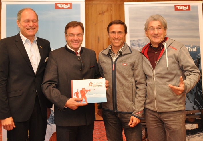 Tirol startet optimistisch in den Bergwinter 2012/2013