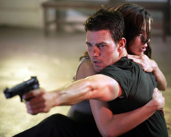 "Atemlose Hetzjagd: Tom Cruise in ""Mission: Impossible III"" auf ProSieben"