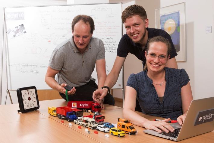 Logistik: Neuartige Transportplanungs-Software hilft Störeinflüsse zu berücksichtigen - Auszeichnung für HPI-Informatiker