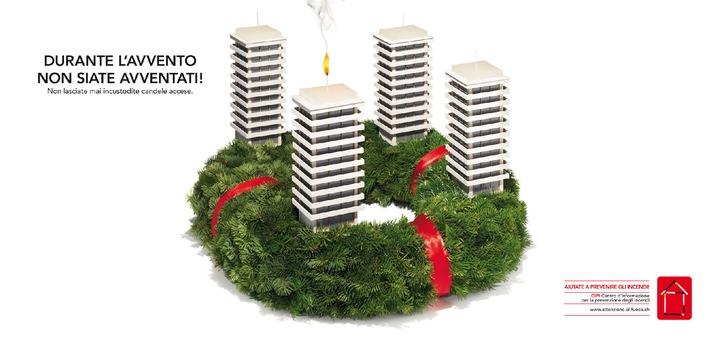 Cipi:  Quando l'albero di Natale diventa una trappola incendiaria