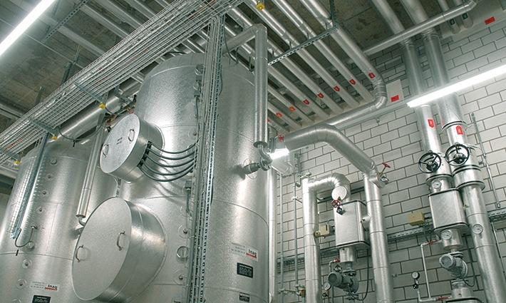 Inag-Nievergelt AG rejoint BKW / BKW développe son activité de technique du bâtiment