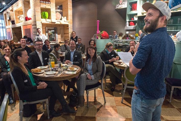 """PR-Slam & Ham in Zürich: """"Die Datengesellschaft braucht mehr Menschenverstand"""""""