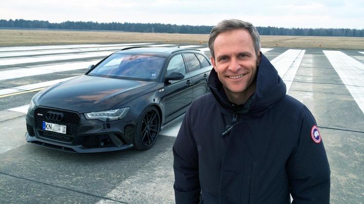 """GRIP - Das Motormagazin: """"Der Audi RS6 gegen alle!"""""""