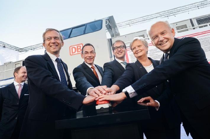 InnoTrans 2014: Leitmesse mit Erfolgsbilanz