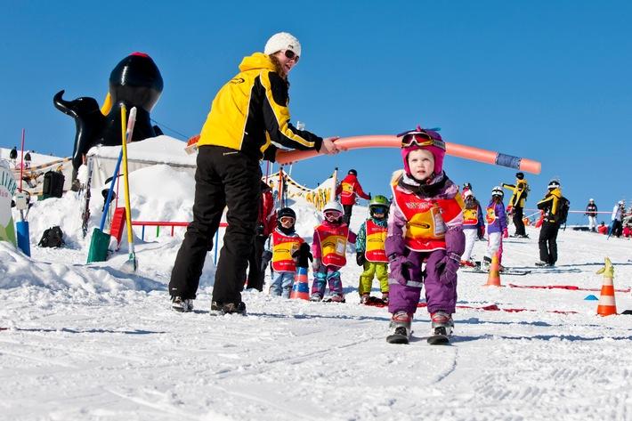 Beste Bedingungen für Ski-Anfänger & Wieder-Einsteiger