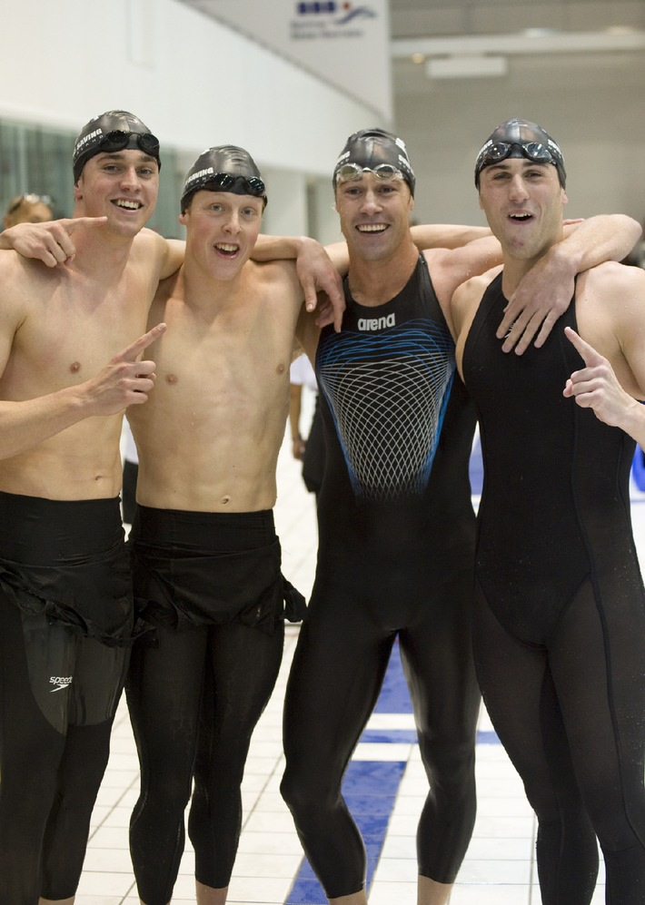 VIII. WM im Rettungsschwimmen / Furioser Auftakt mit zwei Welt- und zwei Europarekorden