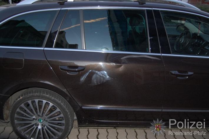 POL-PPWP: Unfall mit verletztem Fahrradfahrer