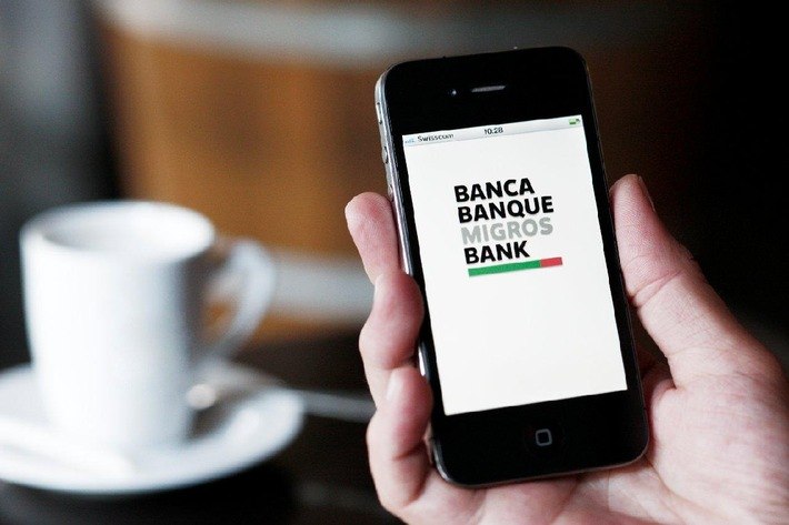 La Banca Migros lancia l'app per i servizi finanziari