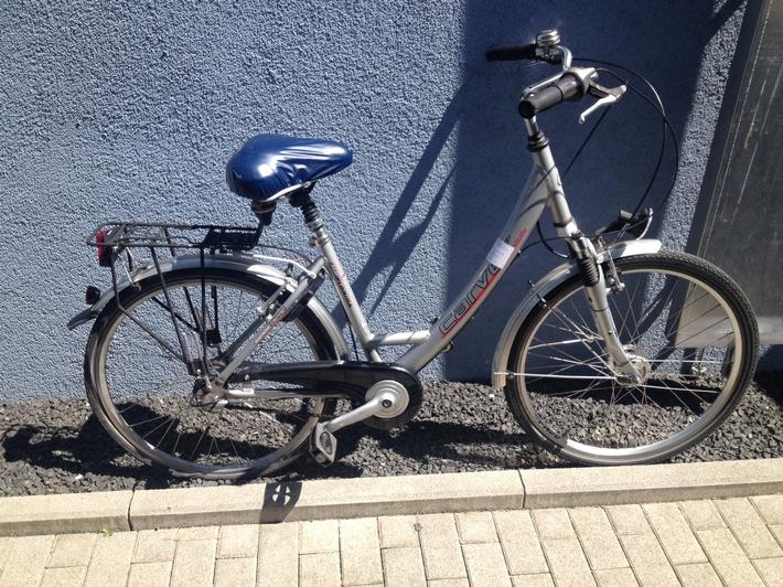 POL-PPRP: Polizei sucht Eigentümer von Fahrrädern