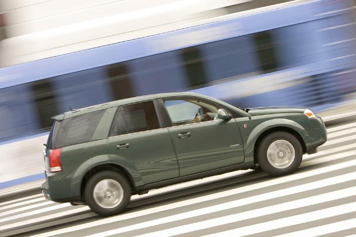 Michelin Challenge Bibendum 2006 - General Motors erzielt acht Bestwerte