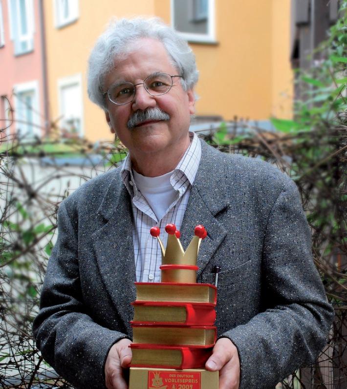 Deutscher Vorlesepreis zeichnet Paul Maar aus