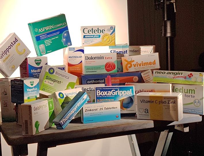 Helfen Medikamente wirklich bei Schnupfen?