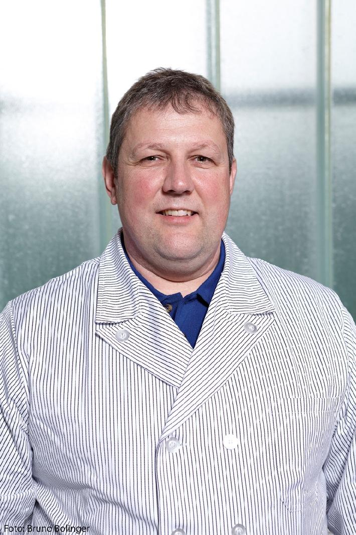 Porteur d'avenir 2012: Maître d'apprentissage de l'année dans la profession spécialiste en viande élu