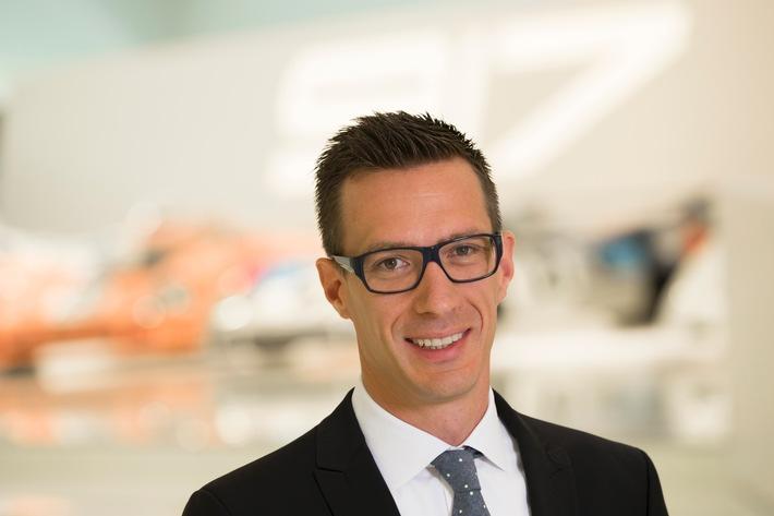 """Porsche Consulting stärkt den Bereich """"Automobilzulieferer"""" / Zusätzliche Verantwortung für Partner Fabian Piontek"""