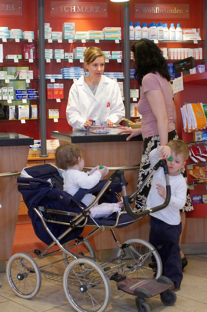 Ärzte verordnen Kindern nicht verschreibungspflichtige Arzneimittel vor allem gegen Erkältung