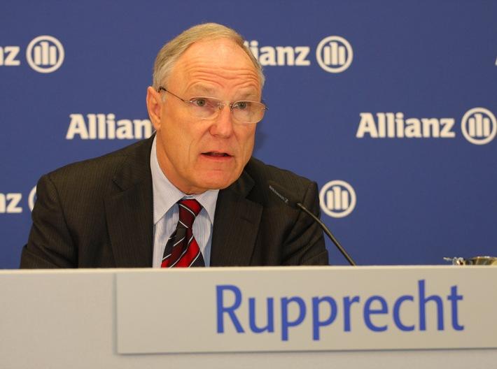 Allianz Deutschland AG: Umsatz 2009 deutlich um 6,9 Prozent gesteigert (mit Bild)