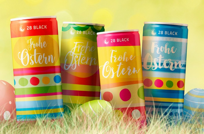 DIY: Kreative Ostern mit 28 BLACK