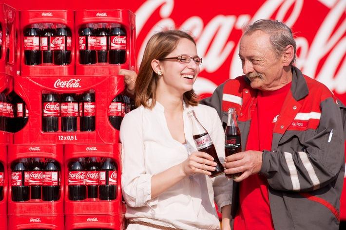 125 jahre coca cola pressemitteilung coca cola deutschland. Black Bedroom Furniture Sets. Home Design Ideas