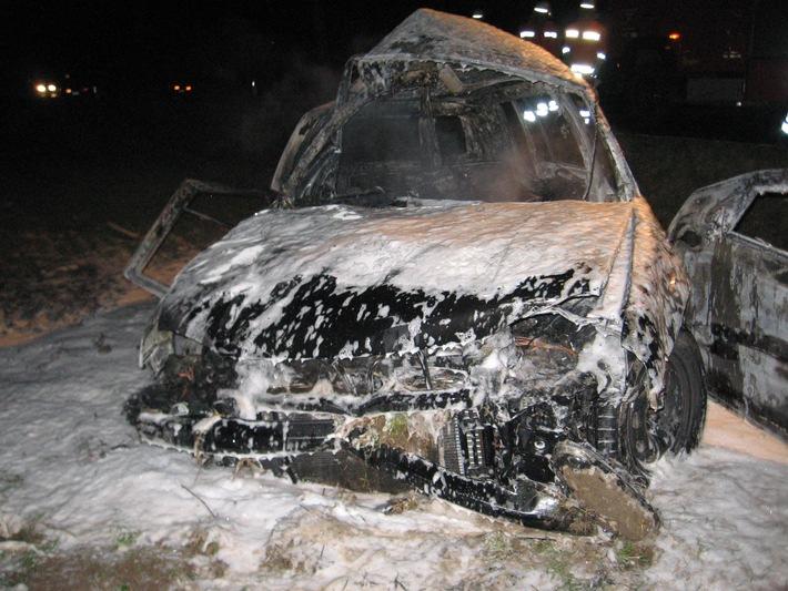 POL-HI: Tödlicher Verkehrsunfall zwischen Kemme und Schellerten