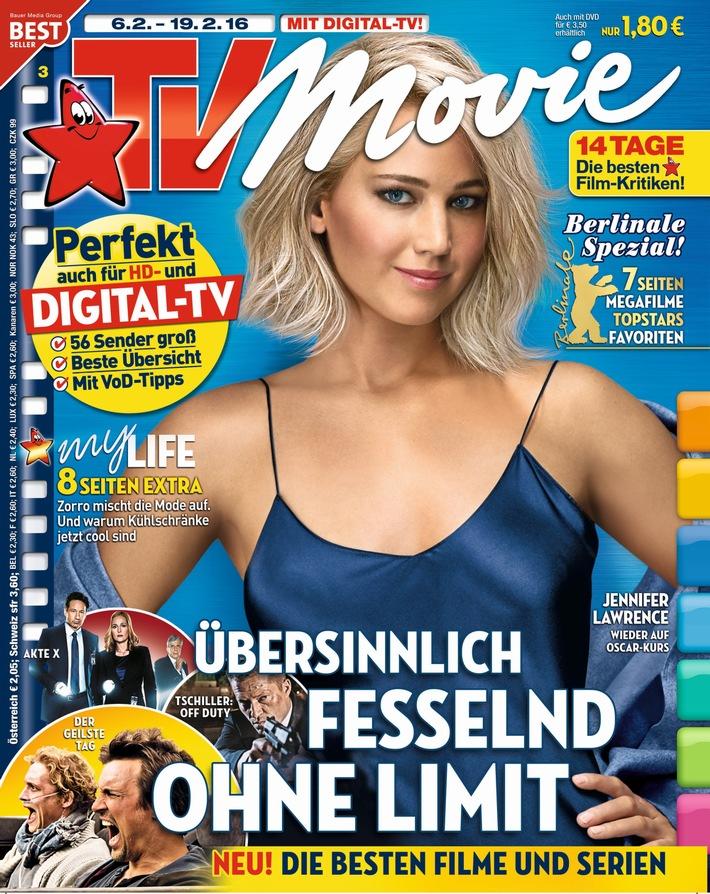 """Josefine Preuß in TV Movie: """"Mich kann nichts mehr schrecken!"""""""