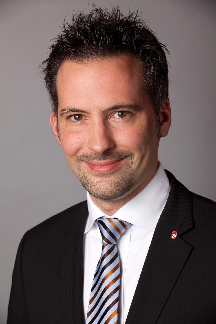 airberlin: Stefan Magiera wird neuer Vice President Corporate Sales für die DACH-Region
