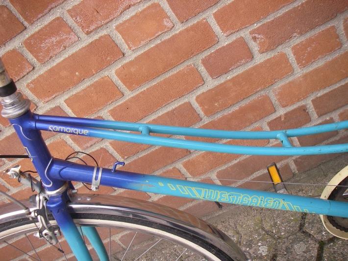 POL-DN: Autodieb ließ Fahrrad zurück