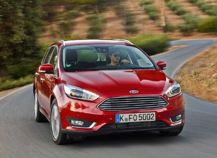 Ford startet die Serienproduktion des neuen Ford Focus