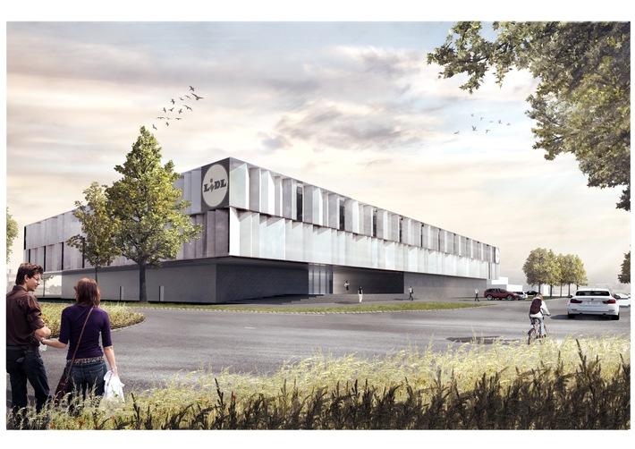 Lidl Suisse se construit un nouveau siège social