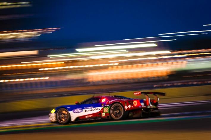 Ford GT: Le Mans-Sieger ist Star unter den Performance-Modelle von Ford beim Goodwood Festival of Speed