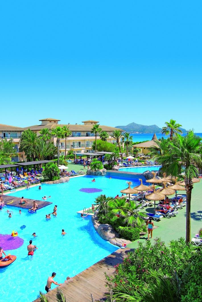 alltours-Tochter allsun Hotels reagiert auf gro�e Nachfrage und startet auf Mallorca vorzeitig in die Sommersaison