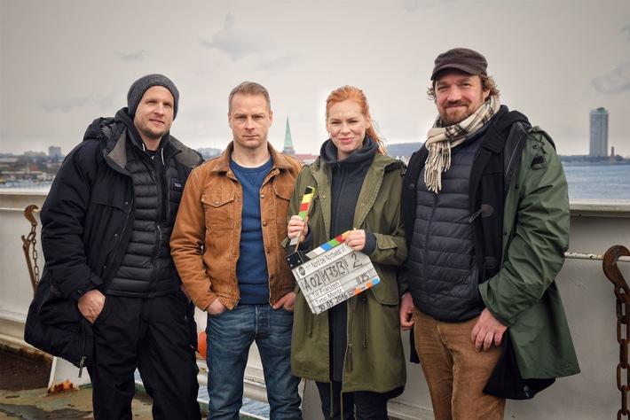 """""""Nord bei Nordwest"""": Drehstart in Travemünde für neue Folge mit Hinnerk Schönemann, Henny Reents und Marleen Lohse"""