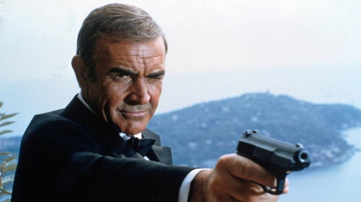 """RTL II zeigt """"Sag niemals nie"""" - Sean Connery kehrt als James Bond zurück"""