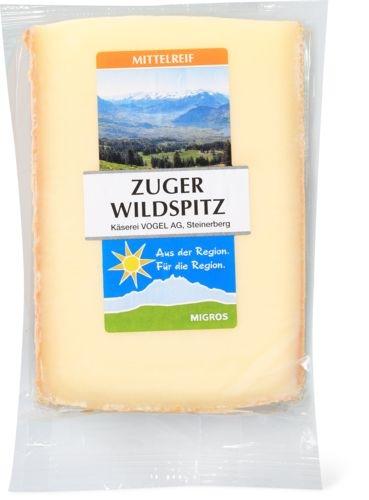 Warenrückruf: Migros Luzern ruft Zuger Wildspitz Käse zurück