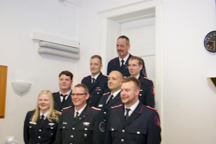 FW-SL: Kreisjugendfeuerwehrausschuss ist wieder vollständig