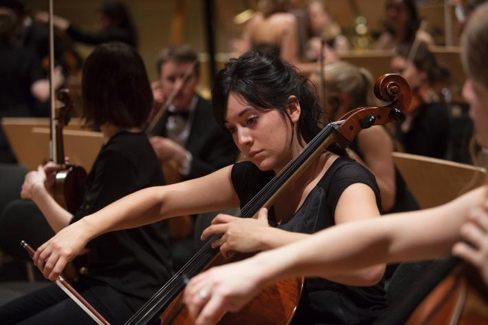 SJSO Schweizer Jugend-Sinfonie Orchester - Herbsttournee 2015