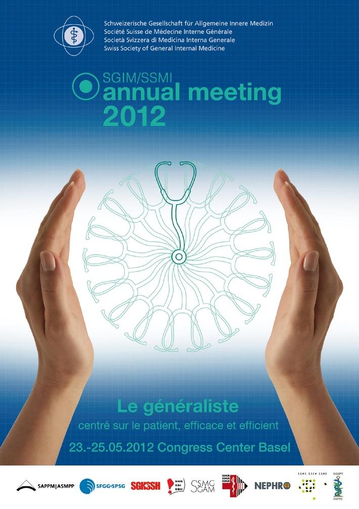 Assemblée annuelle 2012 de la Société Suisse de Médecine Interne Générale (SSMI) / Le généraliste: centré sur le patient, efficace et compétent