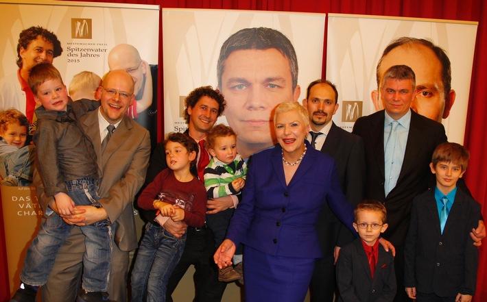 """Mestemacher: Einladung zur Pressekonferenz / 11. Verleihung """"Mestemacher Preis Spitzenvater des Jahres"""""""