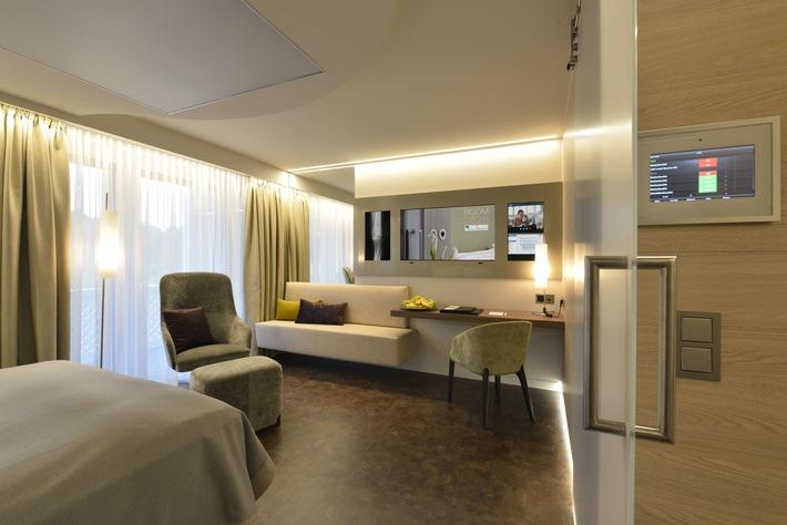 Healthcare Innovation ROOM 2525® / Green Hospital präsentiert Patientenzimmer der Zukunft