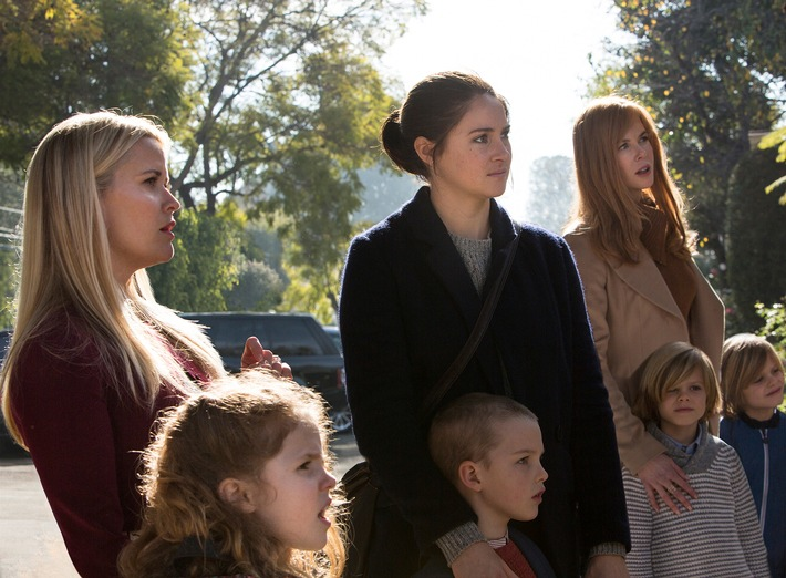 "Reese Witherspoon, Nicole Kidman und Shailene Woodley haben ""Big Little Lies"""