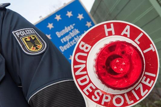 BPOL NRW: Fahndungserfolge der Bundespolizei; zwei mit Haftbefehl gesuchte Männer in Straelen und Kevelaer festgenommen