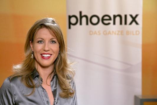 Neu bei PHOENIX: Anne Gesthuysen und Alexander Kähler moderieren die PHOENIX RUNDE