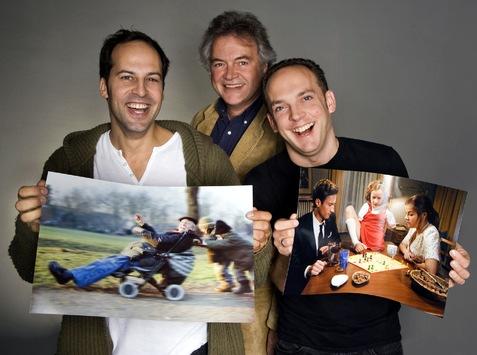 """WDR gewinnt zwei Preise beim obs Award 2008 von news aktuell - Szenenfoto """"Contergan"""" und WDR-Fotomotiv für ARD-Themenwoche """"Mehr Zeit zu leben - Chancen einer alternden Gesellschaft"""""""