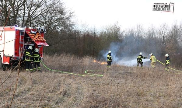 FW-MK: Flächenbrand