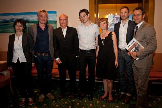 Berg.Welten 2010: Im Takt zum Gipfelsieg - Lorenz Wagner und Hamish Fulton heißen die Preisträger