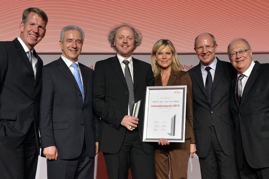 Vodafone Innovationspreis: Forschung für Mobilfunk der Zukunft