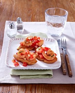 3-2-1 lecker: Abwechslungsreiche Feierabendmenüs mit iglo Feinschmecker Saftige Ofenfilets